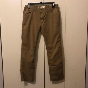 Vans Men's Dark Khaki Pants